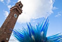 Venecia (RottenStagg) Tags: venice sky italy island canal italia canals murano venecia 2012 vanecia