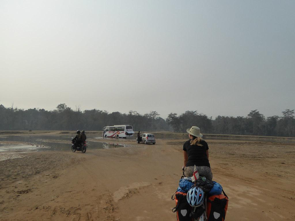 A strange road to Bardia