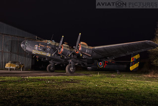 Handley Page Halifax 'Friday the 13th'