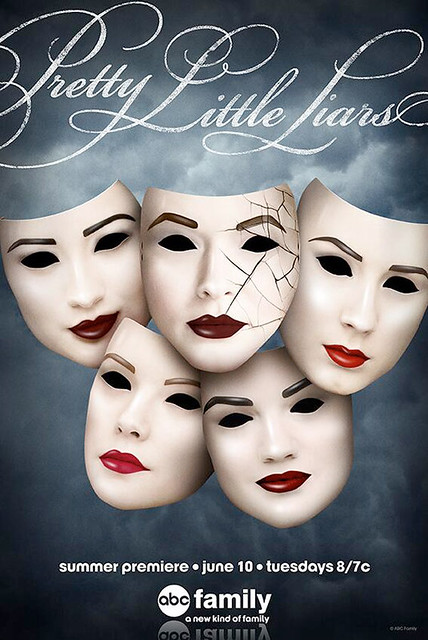 PRETTY LITTLE LIARS Season 5 Poster Free HD Desktop
