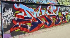 (BCalico) Tags: blue red white chicago black wall graffiti hotel montana bc purple 1st steel south afro side rip chi april graff bandit gia fools 42 crawford rustoleum kym 312 nilla 37th vrs 773 afroe 2015 kwt kedzie fene frek ironlak 2nr nzyme dkal