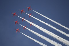 DSC_0004 (Nikon/Will) Tags: show red air arrows southport redarrows