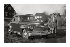 Vehicle Collection (5580) - Mercury (Steve Given) Tags: ohio automobile familyhistory mercury 1940s familycar socialhistory
