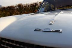 Peugeot 204 1969 (alex73s https://www.facebook.com/CaptureOfAlex?pnr) Tags: auto old white classic 1969 car canon automobile transport automotive voiture coche oldcar blanche macchina 204 peugeot ancienne vehicule