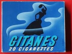 King size box cigarettes