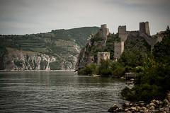 Golubac Fortress (Steve Vallis) Tags: lake castle fortress golubac