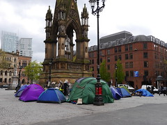 Photo of Homelessness Protest