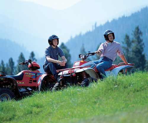 Triple Creek Ranch ATV Tours