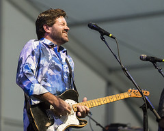 Tab Benoit, Voice Of The Wetlands All Stars at Jazz Fest 2015, Day 5, May 1
