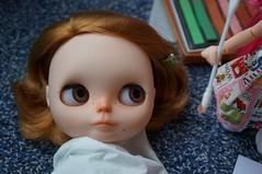 Close up - little make over