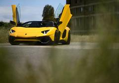 Lamborghini Aventador SV Roadster (Mysea!) Tags: car nikon df hungary budapest 85mm lamborghini sv roadster sportcar aut worldcars aventador