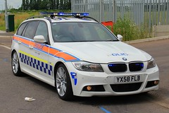 Humberside Police BMW 335d M-Sport Touring Roads Policing Unit Traffic Car (PFB-999) Tags: car estate traffic police sandwich bmw vehicle leds roads jam touring grilles unit 3series rpu lightbar humberside policing msport 335d fendoffs yx58flb