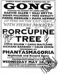 Back in the day (mark hewins) Tags: gongband gong porcupinetree