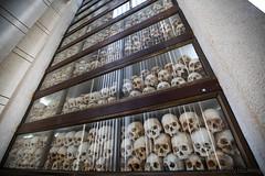 075-Cambodia (Beverly Houwing) Tags: skulls cambodia torture phnompenh imprisonment interrogation khmerrouge polpot kampuchea choeungek killingfield
