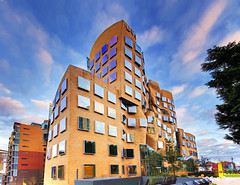 0S1A0348enthuse (Steve Daggar) Tags: architecture sunrise sydney gehry ultimo uts frangehry