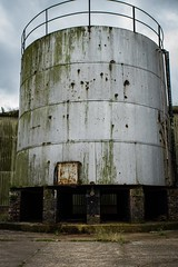 Slime Store (Number Johnny 5) Tags: nikon industrial tank decay great norfolk storage silo d750 slime yarmouth tamron 2470mm