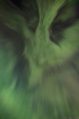 Aliens Overhead? (Gordon Mackie) Tags: scotland alien aurora sutherland northernlights littlegreenmen strathy auroracorona