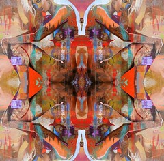 2016-07-11 symmetrical modern nudes 2 (april-mo) Tags: symmetry symmetrical symtrie symtrique art nu nude woman womanportrait portrait flipping mirror experimentaltechnique experimental