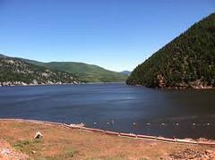 20121002 ruedi pic (aspenpublicradio) Tags: basalt ruedi reservoir water lake sports