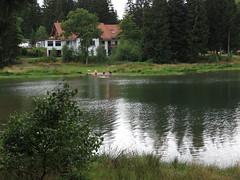 am See (germancute ***) Tags: outdoor haus house landscape landschaft thuringia thüringen germany germancute deutschland wald forest
