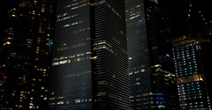 Night Light (Joey Gonin) Tags: city travel urban color building colors night outside lights asia outdoor nightlight nightlife skyscrapper