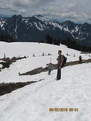 Skyline Trail, Mt. Rainier National Park (redbikegirl) Tags: paradise mtrainiernationalpark skylinetrail