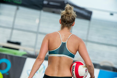 Kits Beach Volleyball Tournament 2016 (tintinetmilou) Tags: gordgallagher beach volleyball sport vancouver kits women femmes