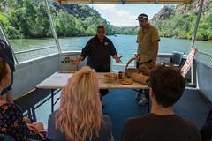 Katherine Gorge cultural boat trip-3