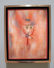 Fast Getroffen (Nearly Hit), by Paul Klee (JB by the Sea) Tags: sanfrancisco california sfmoma financialdistrict paulklee sanfranciscomuseumofmodernart june2016