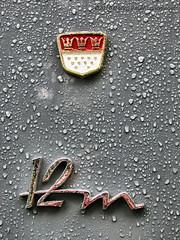 Ford Taunus 12 M Kombi, 1961 (linie305) Tags: dortmund spielbank kasino casino ruhrgebiet ruhrarea syburg hohensyburg auto autos car cars classic classics oldtimer oldcars automobil fahrzeuge radfahrzeuge ford 12m kombi streifentaunus streifen taunus 1961 german