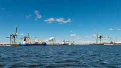 Port of Kotka (JarkkoS) Tags: 2470mmf28eedafsvr 3840x2160 4k bluesky boat boating d800 finland harbor kotka mussalo port sea sky summer suomenlahti ultrahd wallpaper water kymenlaakso fi