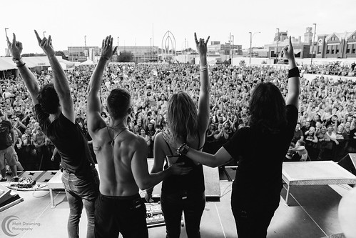 Halestorm - July 17, 2016 - Hard Rock Hotel & Casino Sioux City