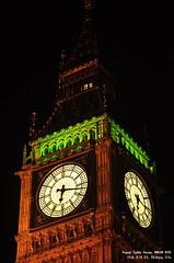 Big Ben Upclose (Amani Hasan) Tags: bigben london clock nightview