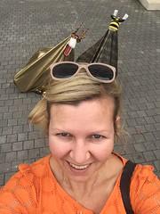 Helen and the clackers (tiberiuskirk) Tags: helen guggenheim clackers bilbao musem