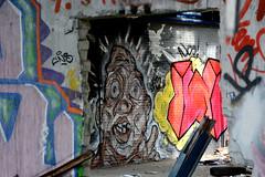 graffiti breukelen (wojofoto) Tags: graffiti breukelen nederland netherland holland wojofoto wolfgangjosten hi5