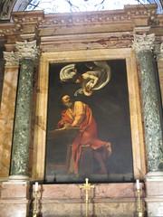 Vocazione di San Matteo (toti accardo palumbo) Tags: caravaggio roma