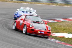 Challenging Porsches (Gio Mk III) Tags: nationaaloldtimerfestival2016 nof zandvoort sportscar classiccars circuitparkzandvoort raduno evento gara race exhibition gtclassic canoneos1dmark3 canoneos1dmarkiii canonef70200mmf28lusm