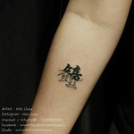 Chinese Surname Tattoo