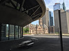 Old and New City Hall (michaelTO) Tags: 52weeksthe2016edition weekstartingfridayjune172016 week252016 2016 52 52weeks canada cityhall light newcityhall ontario project52 reflections toronto torontocityhall week25theme