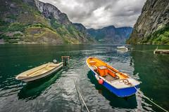 This is Norway (Richard Larssen) Tags: richardlarssen richard sogn fjordane norway norge norwegen nature undredal boats fjord a7ii sel1635z sony scandinavia sea