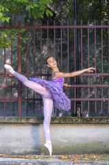 Andrea #4 (bojanstanulov) Tags: ballerina balet ballet beautiful balletdancer balletshoes girl