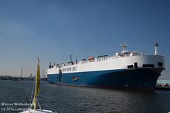 Flandria Havenrondvaart [6] (Werner Wattenbergh) Tags: flandria ferry schip veerboot antwerpen belgie bel