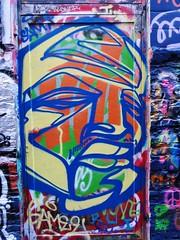 / Werregarenstraatje - 10 aug 2016 (Ferdinand 'Ferre' Feys) Tags: gent ghent gand belgium belgique belgië streetart artdelarue graffitiart graffiti graff urbanart urbanarte arteurbano