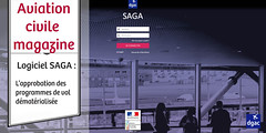 logiciel SAGA (dgac_fr) Tags: aviation magazine manifestations ariennes biocarburant aroport surt passager