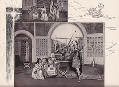 Scene 6 of a 1900 production of Ben Hur (mharrsch) Tags: benhur play presentation lewwallace production novel souvenirbooklet publicdomain 1900 mharrsch