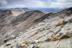 Arkle rock slab (OutdoorMonkey) Tags: arkle sutherland mountain ridge rock geology mountainside hillside landscape