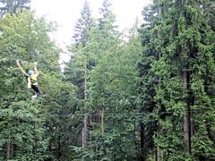 P8234095e (topzdk) Tags: treeclimbing summer 2016 czechrepublic ski slope lanovy park
