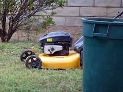 Mower 9-19-16 (2) (Photo Nut 2011) Tags: mower