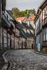 The streets of Goslar (explored) (Markus Trienke) Tags: goslar niedersachsen deutschland de canon eos 70d street building architecture medieval