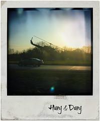 hueyPolaroid (HiltonFan) Tags: dc huey helicopter gettysburg helo usarmy filmframe polaroidframe hellocopter dcmemorialfoundation dcgrfxmilitary picmonkey deannasbluedot